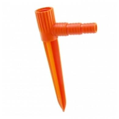 Кіл для дощувача помаранчевий