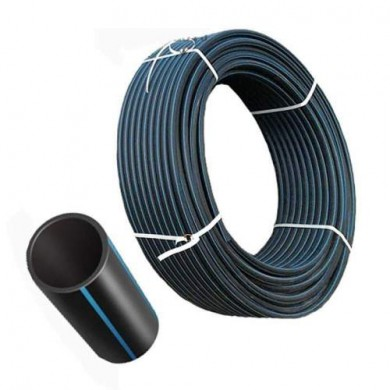 Труба  ПНД 32- 2,0мм  6 атм чорна 200 м STR