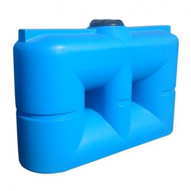 Бак В 2000 (блакитний колір)  2350х765х1437