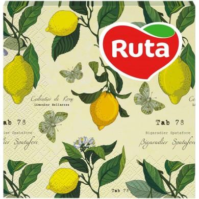 Серв.Ruta33*33 Кухня мікс з друком(20шт)