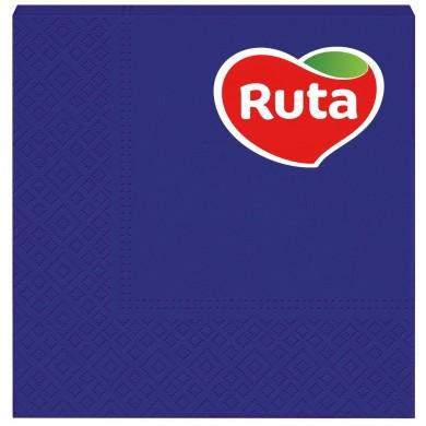 Серв.Ruta33*33 Темно-сині аром.(20шт)