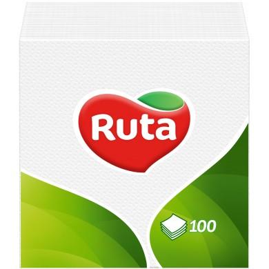 Серв.Ruta24*24 білі (100шт)