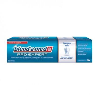 """Зуб. паста BLEND-A-MED ProExpert Міцні зуби Тонізуюча м""""ята100мл"""