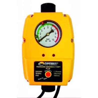 Автоматика з захистом сухого ходу Optima(з регул.діапазоном тиску)