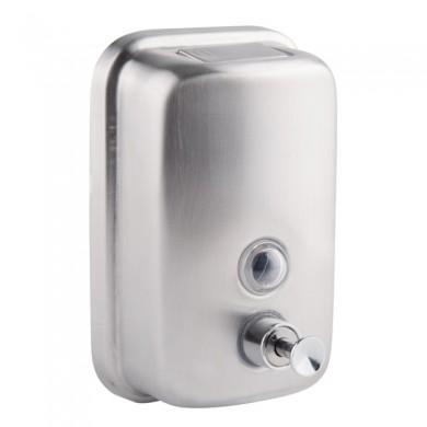 Ак Дозатор настінний для рідкого мила 800мл WAL-SEI4-F8 (хром)