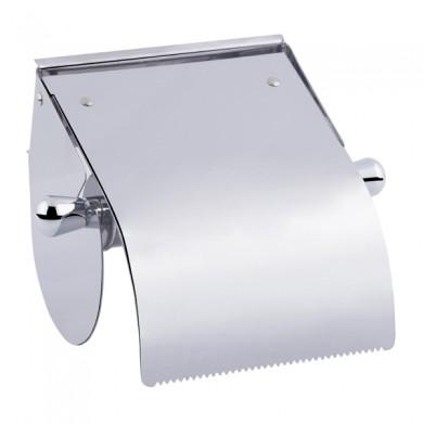 Ак Тримач туалетного паперу з кришкою WAL-KLO4-D