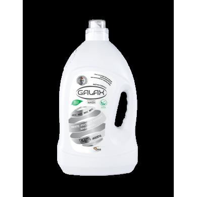 Гель для прання білих речей 4000г GALAX