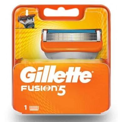 Змінні касети GILLETTE FUSION Картрідж для гоління 1шт