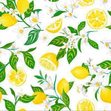 Серв.Марго33*33 Лимони(20шт)