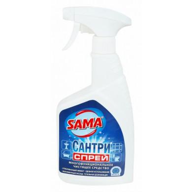 Засіб SAMA Спрей Сантрі унів.Лимон(500мл)