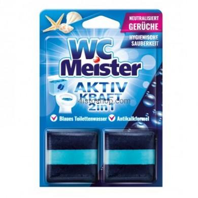Засіб WC MEISTER OKEAN гел. д/мит. туалетів (кількафаз. брусок до зливного баку) (1 шт)